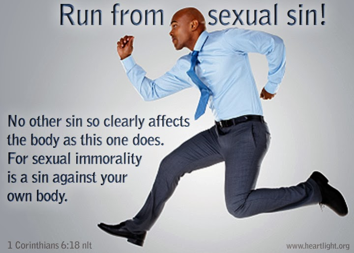 What does the bible say about sexual purity